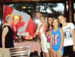 2012 ATHENS JULY CANADA DAY