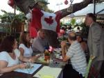 2013 JULY ATHENS INFORMAL CANADA DAY CELEBRATION