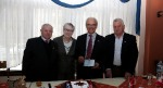 2019 - MARCH - KASTORIA - ATTENDED VASILOPITA CUTTING