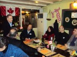 2015 - JANUARY - ATHENS - CANADA NIGHT 'VASSILOPITA'